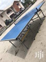 Aluminum Outdoor Table Tennis   Sports Equipment for sale in Cross River State, Calabar-Municipal