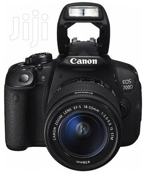 Canon EOS 700D With 18-55mm Lens (London Used)