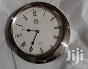 Uk Used Stainless Wall Clock | Home Accessories for sale in Lagos State, Ajah