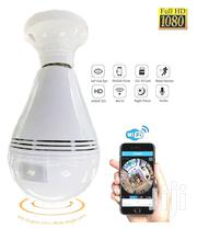 Bulb WIFI IP Security Camera 360 Degree Panoramic H.264 | Security & Surveillance for sale in Lagos State, Ikeja