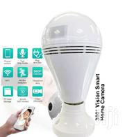 Wifi Bulb Camera VR Panoramic Security Camera With 360 Degree Fisheye | Security & Surveillance for sale in Lagos State, Ikeja