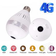 Generic 4G Wifi Panorama Camera Bulb | Security & Surveillance for sale in Lagos State, Lagos Island