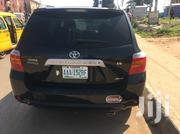 Toyota Highlander Limited 2008 Black | Cars for sale in Lagos State, Isolo