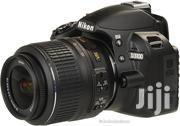 Nikon D3100 With 18-55mm (London Used) | Photo & Video Cameras for sale in Lagos State, Ikeja