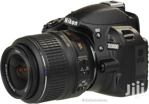 Nikon D3100 With 18-55mm (London Used)