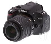 Nikon D5100 With 18-55mm Lens (London Used) | Photo & Video Cameras for sale in Lagos State, Ikeja