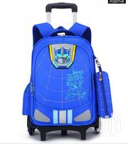 Kids/Children Rolling School Bag Boys and Girls Trolley Bags Big Size | Babies & Kids Accessories for sale in Lagos State, Amuwo-Odofin