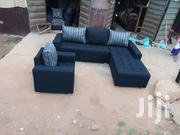 L_ Shaped Sofa Chair With Extra Single for Your Sitting Room. | Furniture for sale in Lagos State, Lekki Phase 2