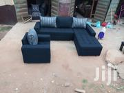 L Shaped Sofa Chair With Extra Single for Your Sitting Room. | Furniture for sale in Lagos State, Ojota