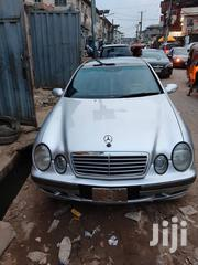 Mercedes-Benz CLK 2002 55 AMG Silver | Cars for sale in Lagos State, Surulere