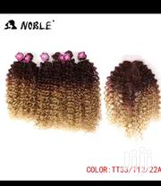 Noble Superior Synthetic Curly 18' &20' Hair | Hair Beauty for sale in Rivers State, Port-Harcourt