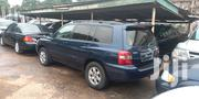 Toyota Highlander Limited V6 2005 Blue | Cars for sale in Anambra State, Onitsha South
