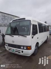 Toyota Coaster Bus For Hire | Chauffeur & Airport transfer Services for sale in Lagos State, Lagos Island
