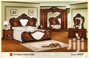 Royal Bed With Wardrobe | Furniture for sale in Lagos State, Ojo