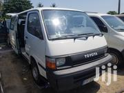 Toyota Hiace 1999 White   Buses & Microbuses for sale in Lagos State, Apapa