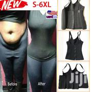 Fashion Sleeveless Workout Weight Loss Vest | Clothing for sale in Abuja (FCT) State, Maitama