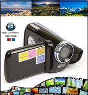 Mini Hdvc8 High Definition 12mp Digital Video Camcorder Dvr   Photo & Video Cameras for sale in Lagos State, Ikeja