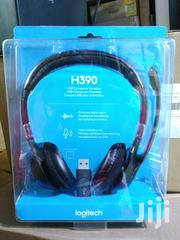 Logitech H390 Usb Headset | Accessories for Mobile Phones & Tablets for sale in Lagos State, Ikeja