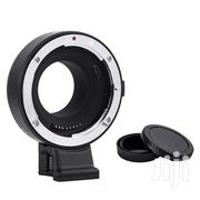 Auto Focus Lens Adapter For Canon/Sigma Lens To Fujifilm X Camera   Accessories & Supplies for Electronics for sale in Lagos State, Lagos Mainland