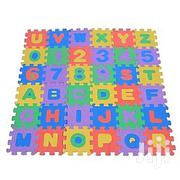 Foam Build Alphabet Children Puzzle Play Mat (LARGE SIZE) | Toys for sale in Lagos State