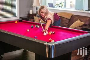 American Fitness Deluxe 8ft Snooker Board With Full Accessories