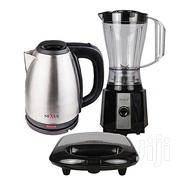 Nexus Blender + 1.5 Kettle + Sandwich Maker With Grill. | Kitchen Appliances for sale in Abuja (FCT) State, Central Business District
