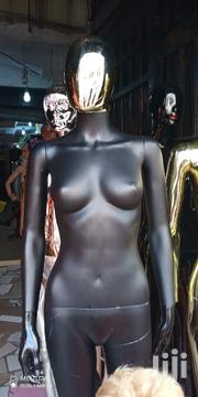 Matte Black Body With Gold Head And Palm Mannequin | Store Equipment for sale in Lagos State, Lagos Island