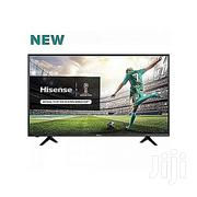 Hisense 50-inch Smart UHD 4K TV 50A6103UW (2019) + FREE Wall Bracket | TV & DVD Equipment for sale in Lagos State, Ikeja