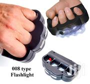 Torch Brass Knuckles Type 008 Safety Flashlight | Safety Equipment for sale in Lagos State, Ikeja