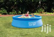 Intex 28110 Easy Set Swimming Pool -8ft Blue | Sports Equipment for sale in Lagos State, Ojodu