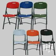 Foldebul Plasitic Chair | Furniture for sale in Abuja (FCT) State, Wuse