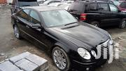 Mercedes-Benz E350 2008 Black | Cars for sale in Lagos State, Ajah