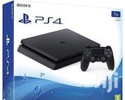 Sony PS4 Slim Console 1 Tb - Jet Black | Video Game Consoles for sale in Bayelsa State, Yenagoa