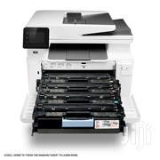 HP Color Laserjet Pro Mfp M281fdw Multifunction Printer | Printers & Scanners for sale in Rivers State, Port-Harcourt