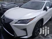 Lexus RX 2017 White   Cars for sale in Lagos State, Apapa