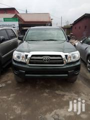Toyota Tacoma 2009 Double Cab V6 Automatic Green | Cars for sale in Lagos State