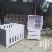 Baby Wardrobe & Baby Cort | Children's Furniture for sale in Lagos State, Lekki Phase 2