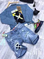 High Quality Off White Jeans Jackets | Clothing for sale in Lagos State, Lagos Island