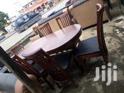 A Set of Dinning Table and Chairs | Furniture for sale in Lagos State, Isolo