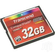 Transcend 32GB Memory Card | Accessories for Mobile Phones & Tablets for sale in Lagos State, Ikeja