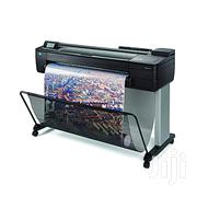 """HP Designjet T730 36"""" Print Time Line Drawing Economode,A1 Plain Paper 