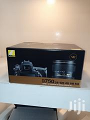 Nikon D750 DSLR Camera With Lens 24-120 4G VR Kit. | Photo & Video Cameras for sale in Lagos State, Ikeja