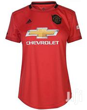 Manchester United Home Jersey Ladies | Clothing for sale in Lagos State, Victoria Island