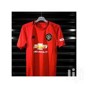 Manchester United Home Jersey For Men | Sports Equipment for sale in Lagos State, Victoria Island