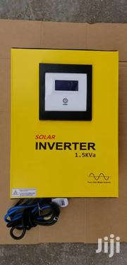 Original Pure-sine Wave Inverter/In-built Charge Controller 12V 1.5kva | Solar Energy for sale in Lagos State, Surulere