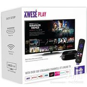Kwese Play Box- Roku Powered Streaming Media Player/ Decoder | TV & DVD Equipment for sale in Lagos State, Ikeja
