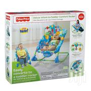 Fisher Price Deluxe Infant To Toddler Comfort Rocker | Babies & Kids Accessories for sale in Lagos State, Lagos Mainland