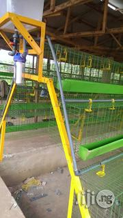Dekoraj Battery Cages For Laying Hen | Farm Machinery & Equipment for sale in Lagos State, Ikorodu