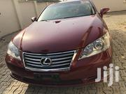 Lexus ES 350 2010 Red | Cars for sale in Abuja (FCT) State, Gwarinpa