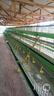 Battery Cages For Laying Birds | Farm Machinery & Equipment for sale in Lagos State, Epe